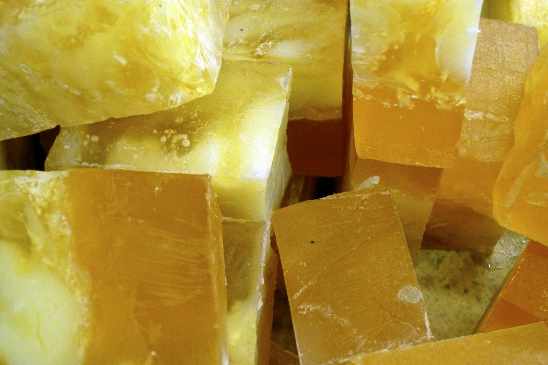 yellow-soap